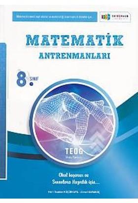 Antrenman 8. Sınıf Teog Matematik Antrenmanları - Halil İbrahim Küçükkaya