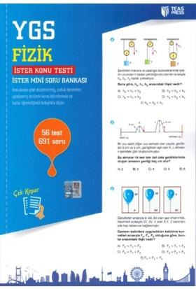 Teas Press-Sınav Yayınları Ygs Fizik Yaprak Test Çek Kopar