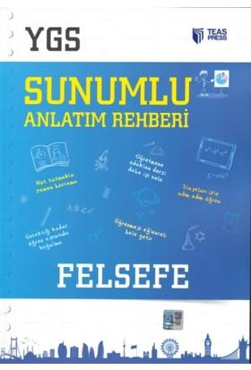 Teas Press-Sınav Yayınları Ygs Sunumlu Anlatım Rehberi Felsefe