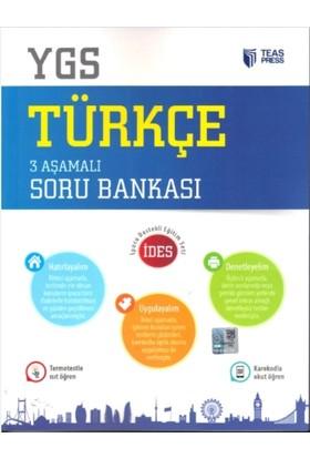 Teas Press-Sınav Yayınları Ygs Türkçe 3 Aşamalı Soru Bankası