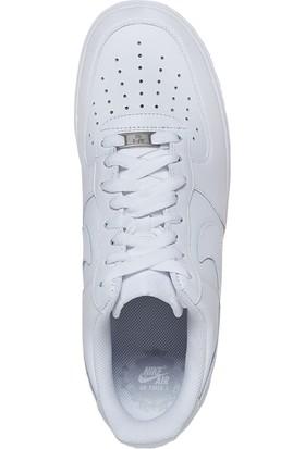 Nike Air Force 1'07 Erkek Beyaz Ayakkabı 315122.111