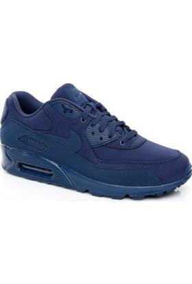 Nike Air Max 90 Essential Erkek Lacivert Sneaker Ayakkabı 537384.419