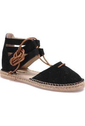 Polaris 71.310182.Z Siyah Kadın Ayakkabı