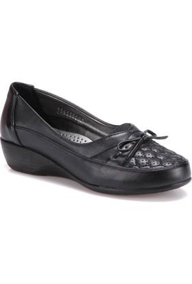 Polaris 71.156558.Z Siyah Kadın Ayakkabı