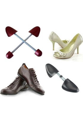 Toptancı Kapında Ayakkabı Kalıbı - Erkek