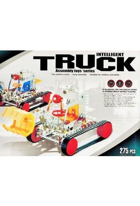 Toptancı Kapında 275 Parça Metal Lego Dozer 2 Adet - V49