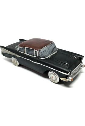 Toptancı Kapında Decotown Nostaljik Araba Biblo - MA2669