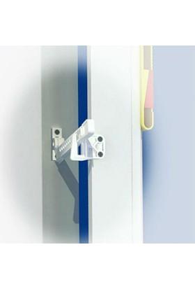 Toptancı Kapında Pro Ayarlı PVC Pencere Havalandırma Kolu