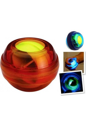 Toptancı Kapında Işıklı Bilek Güçlendirme Topu Wrist Ball