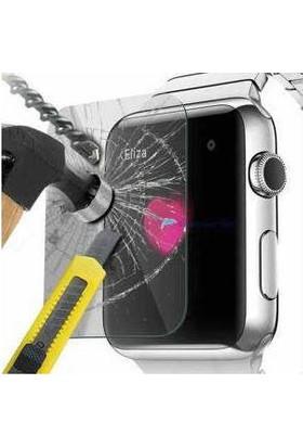Alaca Apple Watch 42Mm Kırılmaz Cam Ekran Koruyucu