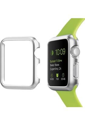 Alaca Apple Watch 38Mm Kasa Koruyucu Kılıf Watc 38Mm