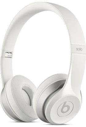 Beats Solo2 On-Ear Beyaz Kablolu Kulaklık MH8X2ZE.B