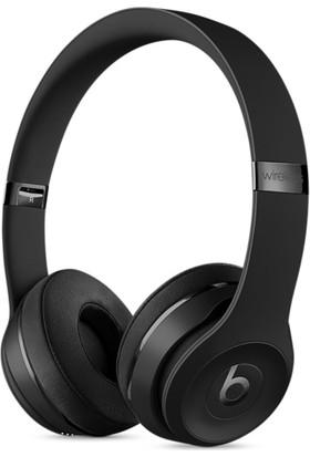 Beats Solo3 Wireless On-Ear Headphones Siyah Kulaklık MP582ZE/A