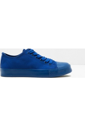 Koton Kadın Bağcıklı Ayakkabı Mavi