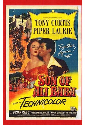 Son Of Ali Baba (Dvd)