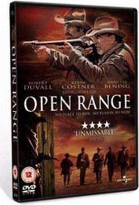 Uzak Ülke - Open Range (Dvd)
