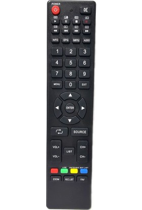 Sunny Uydu Alıcılı Lcd-Led Tv Kumanda