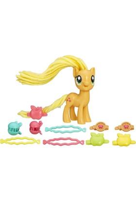 My Little Pony Applejack Balo Saçları Oyun Seti