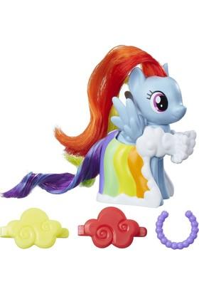 My Little Pony Balo Elbiseli Rainbow Dash Figür Oyuncak