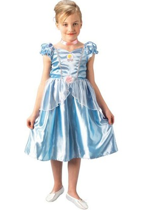Rubies Cinderella Kostüm Klasik 7 - 8 Yaş