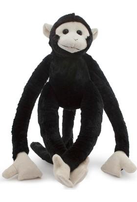 Neco Plush Zıpır Maymun Siyah Peluş Oyuncak 40 cm