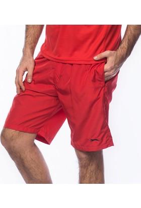Slazenger Pro Erkek Şort Kırmızı