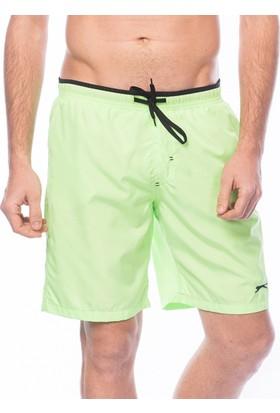 Slazenger Pro Erkek Şort Yeşil
