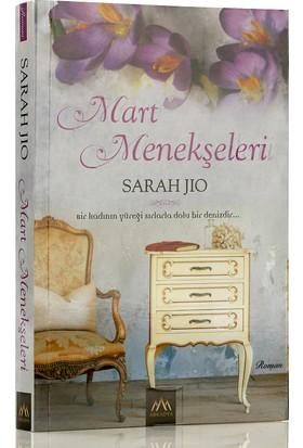 Mart Menekşeleri - Sarah Jio