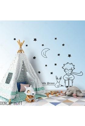 DekorLoft Little Prince Çocuk Odası Duvar Sticker Sticker CS-114