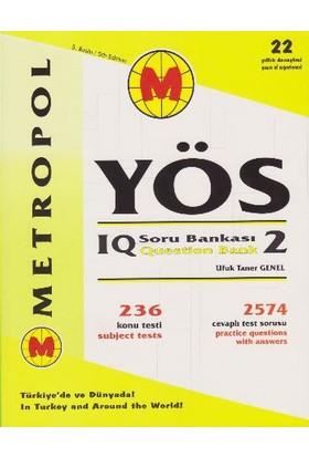 Metropol YÖS IQ Soru Bankası 2