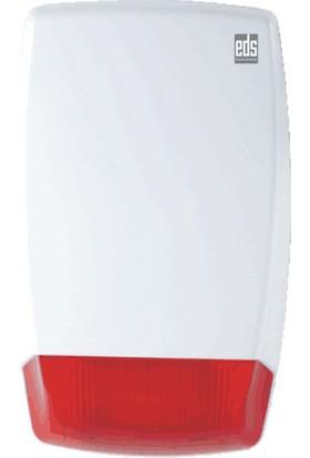 Eds Elektronik Harici Siren Kırmızı Led Flaşör