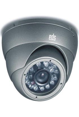 Eds Elektronik 700Tvl Ir Vandal Dome Kamera