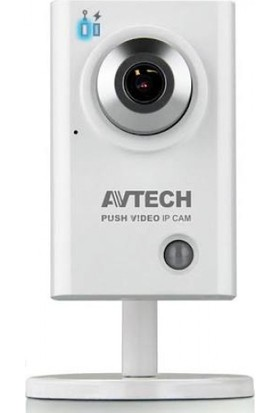 Eds Elektronik Avtech Ip Kamera 1.3 Mp