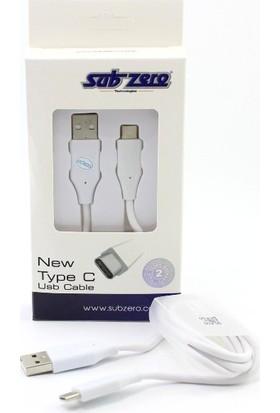 Subzero Sony Xperia XZ Cep Telefonu Data ve Şarj Kablosu