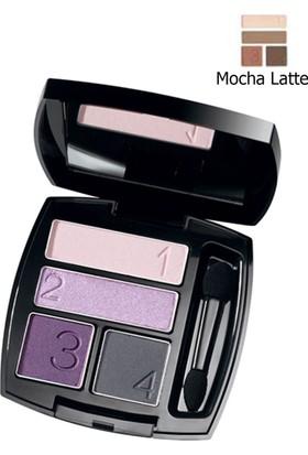 Avon Ultra Colour 4'Lü Göz Farı Mocha Latte