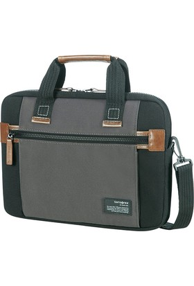 "Samsonite Sideways Sleeve 13.3"" Siyah/Gri Notebook Çantası 22N-19-002"