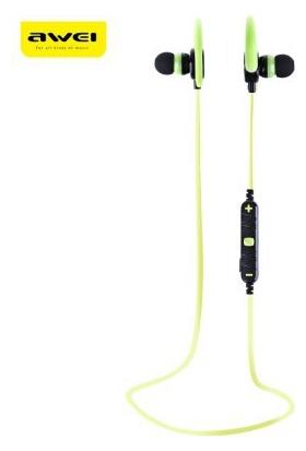 Awei Sport Stereo Bluetooth Kulaklık A620BL - Yeşil