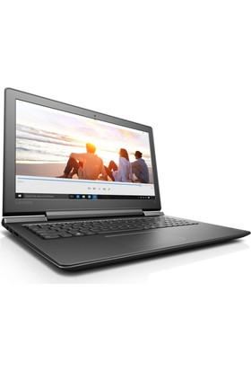 "Lenovo Gamer Ideapad 700 Intel Core i7 6700HQ 16GB 1TB GTX950M Windows 10 Home 15.6"" FHD Taşınabilir Bilgisayar 80RU00RXTX"