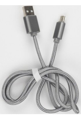 My Monkey AND-42SL Wire USB Cable for Android / Silver Color