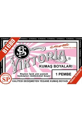 Viktoria Kumaş Boyası Pembe