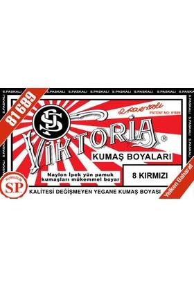 Viktoria Kumaş Boyası Kırmızı
