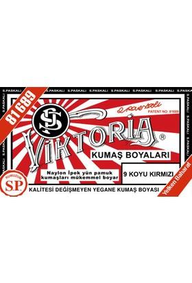 Viktoria Kumaş Boyası Koyu Kırmızı