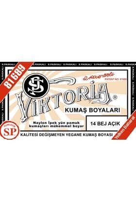 Viktoria Kumaş Boyası Açık Bej