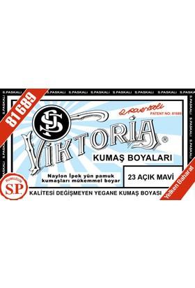 Viktoria Kumaş Boyası Açık Mavi