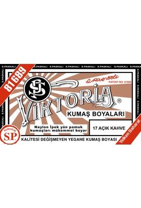 Viktoria Kumaş Boyası Açık Kahve
