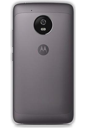 Case 4U Motorola Moto G5 Kılıf Silikon Füme