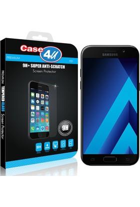 Case 4U Samsung Galaxy A5 2017 Cam Ekran Koruyucu