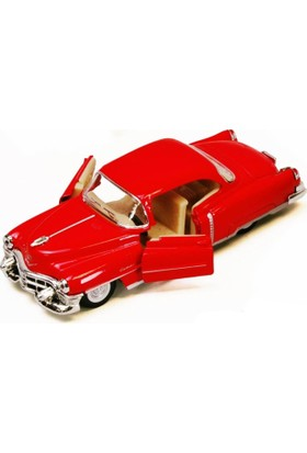 Kinsmart Cadillac 1953 Series 62 Coupe Diecast Metal Araba 1:32 Scale Lisanslı Ürün