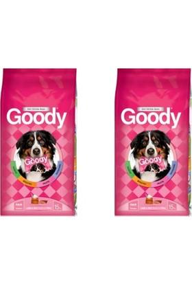 Goody Kuzu Etli Köpek Maması 15 KG - 2 Adet