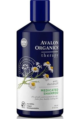 Avalon Organics Anti Dandruff - Pullanma Kaşıntı Ve Kepek Önleyici Şampuan